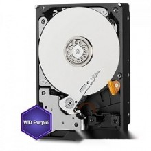 Жесткий диск 4TB WD Purple (WD40PURZ) {Serial ATA III, 5400- rpm, 64Mb, 3.5