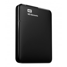 Носитель информации WD Portable HDD 2Tb Elements Portable WDBU6Y0020BBK-WESN {USB3.0, 2.5