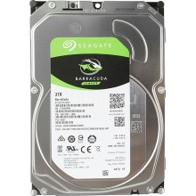 Жесткий диск SEAGATE Barracuda ST3000DM007,  3Тб,  HDD,  SATA III,  3.5