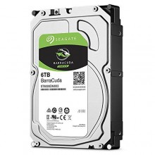 Жесткий диск SEAGATE Barracuda ST6000DM003,  6Тб,  HDD,  SATA III,  3.5