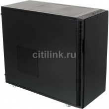 Корпус ATX FRACTAL DESIGN Define R5, Midi-Tower, без БП,  черный (0) (cl-316317)