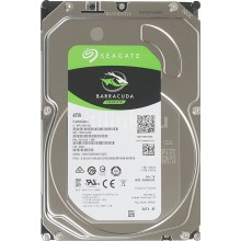 Жесткий диск SEAGATE Barracuda ST4000DM004,  4Тб,  HDD,  SATA III,  3.5